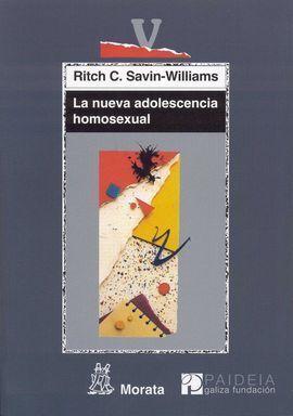 LA NUEVA ADOLESCENCIA HOMOSEXUAL