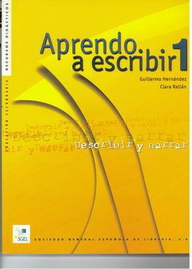 APRENDO A ESCRIBIR 1