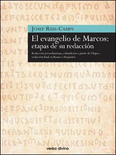 EL EVANGELIO DE MARCOS: ETAPAS DE SU REDACCIÓN