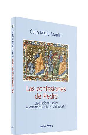 LAS CONFESIONES DE PEDRO