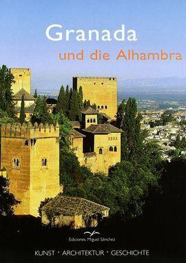 GRANADA Y LA ALHAMBRA (ALEMÁN)