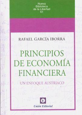 PRINCIPIOS DE ECONOMÍA FINANCIERA