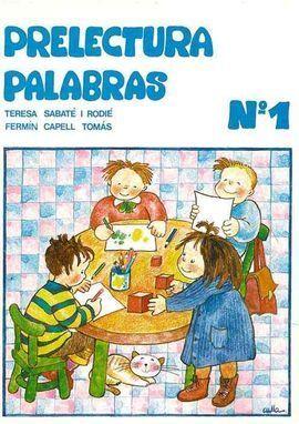 PRELECTURA PALABRAS 1