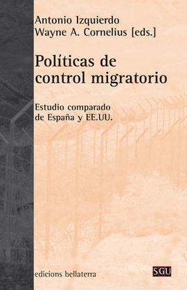 POLITICAS DE CONTROL MIGRATORIO