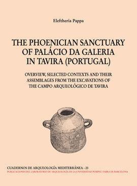 PHOENICIAN SANCTUARY OF PALACIO DA GALERIA IN TAVIRA