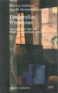 ETNOGRAFÍAS FEMINISTAS