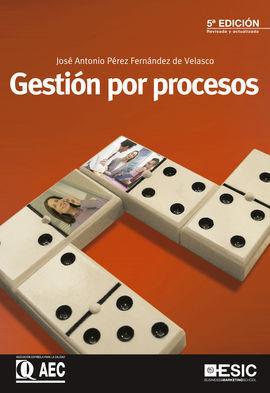 GESTION POR PROCESOS 5º ED.