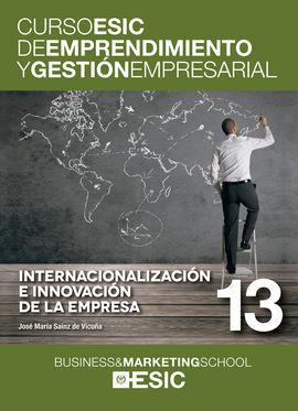 INTERNACIONALIZACION E INNOVACION DE LA EMPRESA