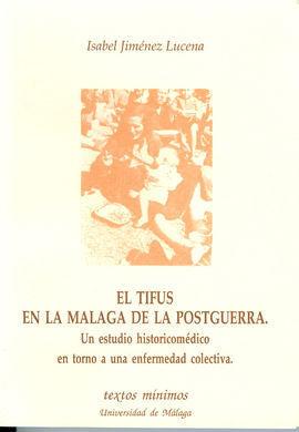 EL TIFUS EN LA MÁLAGA DE LA POSTGUERRA