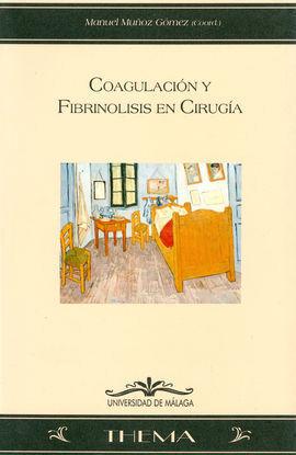 COAGULACION Y FIBRINOLISIS EN CIRUGIA