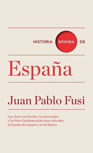 HISTORIA MINIMA DE ESPAÑA