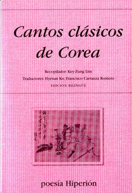 CANTOS CLÁSICOS DE COREA