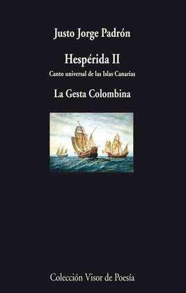 HESPÉRIDA II. CANTO UNIVERSAL DE LAS ISLAS CANARIAS