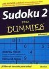 SUDOKU 2 PARA DUMMIES
