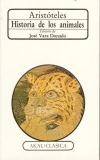 HISTORIA DE LOS ANIMALES