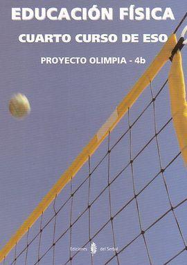 OLIMPIA-4B. EDUCACIóN FíSICA. CUARTO CURSO DE ESO. LIBRO
