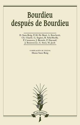 BORDIEU DESPUÉS DE BORDIEU