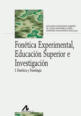 FONÉTICA EXPERIMENTAL, EDUCACIÓN SUPERIOR E INVESTIGACIÓN