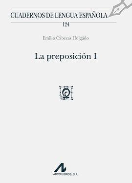 LA PREPOSICION I