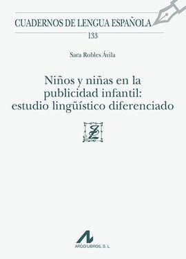 NIÑOS Y NIÑAS EN LA PUBLICIDAD INFANTIL: ESTUDIO LINGUISTICO DIFE