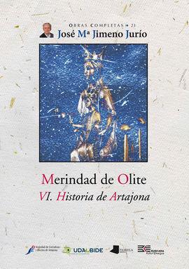 MERINDAD DE OLITE VI. HISTORIA DE ARTAJONA