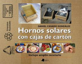 HORNOS SOLARES CON CAJAS DE CARTÓN