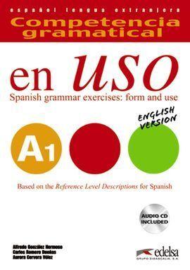 COMPETENCIA GRAMATICAL EN USO A1 (VERSIÓN INGLESA)