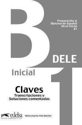 PREPARACIÓN AL DELE B1 - LIBRO DE CLAVES (ED. 2013)