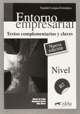 ENTORNO EMPRESARIAL TEXTOS COMPLEMENTARIOS Y CLAVES NE