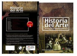 HISTORIA DEL ARTE DE ESPAÑA E HISPANOAMÉRICA