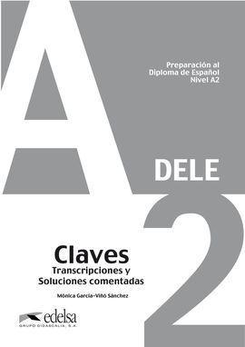 PREPARACIÓN AL DELE A2-  LIBRO DE CLAVES