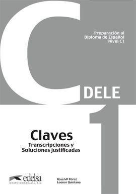 PREPARACIÓN AL DELE C1 - LIBRO DE CLAVES