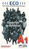 ECO A1. CUADERNO DE REFUERZO