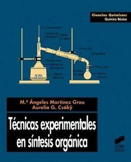 TÉCNICAS EXPERIMENTALES EN SÍNTESIS ORGÁNICA