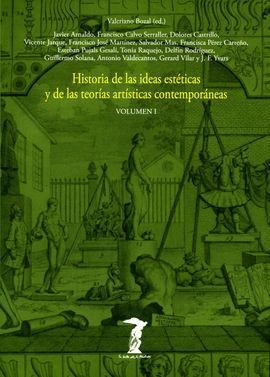 HISTORIAS DE LAS IDEAS ESTÉTICAS. VOL.I