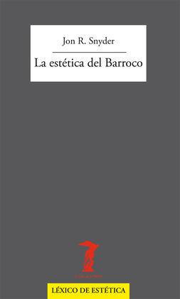 ESTÉTICA DEL BARROCO, LA