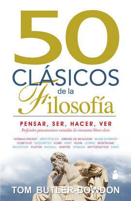 50 CLASICOS DE LA FILOSOFIA
