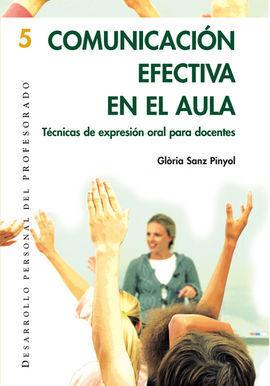 COMUNICACIÓN EFECTIVA EN EL AULA