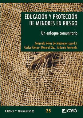 EDUCACIÓN Y PROTECCIÓN DE MENORES EN RIESGO