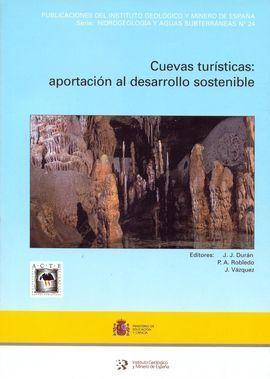 CUEVAS TURISTICAS: APORTACION AL DESARROLLO SOSTENIBLE
