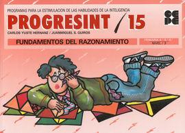PROGRESINT 15. FUNDAMENTOS DE RAZONAMIENTO.