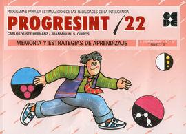 PROGRESINT 22. MEMORIA, ESTRATEGIAS DE APRENDIZAJE