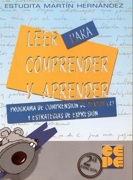 LEER PARA COMPRENDER Y APRENDER 2