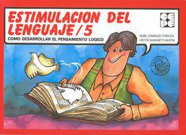 ESTIMULACIÓN DEL LENGUAJE, 5