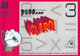 PUES CLARO  3