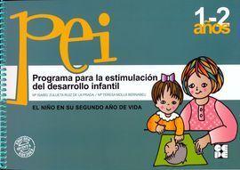 PROGRAMA PARA LA ESTIMULACIÓN DE DESARROLLO INFANTIL, NIVEL 2º