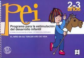 PROGRAMA PARA LA ESTIMULACIÓN DE DESARROLLO INFANTIL, NIVEL 3º