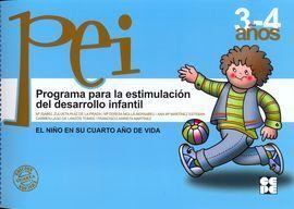 PROGRAMA PARA LA ESTIMULACIÓN DE DESARROLLO INFANTIL, NIVEL 4º