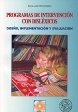 PROGRAMAS DE INTERVENCIÓN CON DISLEXICOS