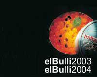 EL BULLI 2003